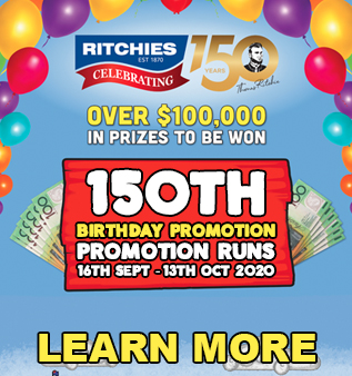 Ritchies Birthday