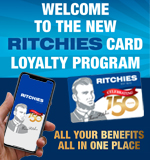 Ritchies Card