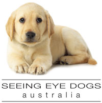Seeing Eye Dogs Logo