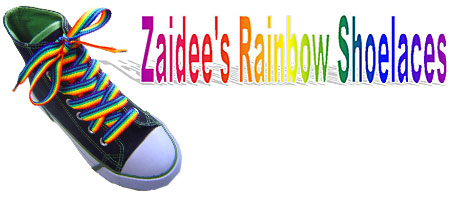 Zaidees Shoelaces